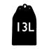 13L Capacity