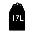 17L Capacidad